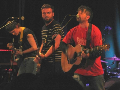 Kid Canaveral with King Creosote