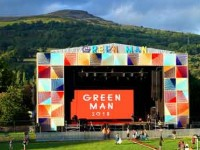 Green Man Festival - 16th to 19th Aug 2018