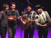 The Old Crow Medicine Show - O2 Academy Shepherds Bush London - 28th June 2017