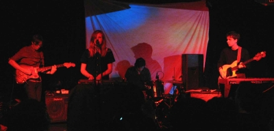 Still Corners - support band